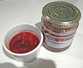 Erdbeermarmelade ohne Gelierzucker