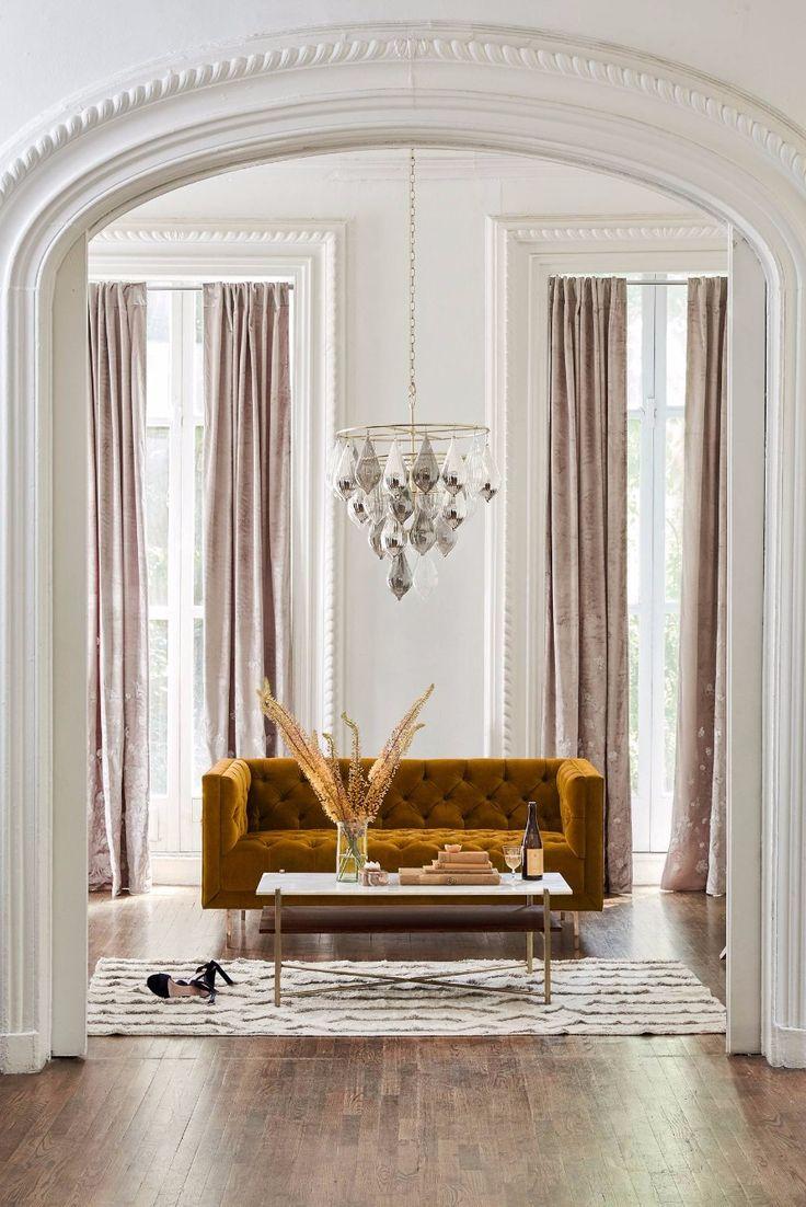 latest sofa designs for living room%0A Velvet sofa Living room set Modern interior design  Velvetsofa   Livingroomset  Moderninteriordesign