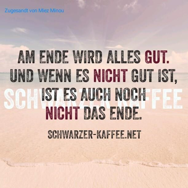 AM ENDE - SCHWARZER-KAFFEE