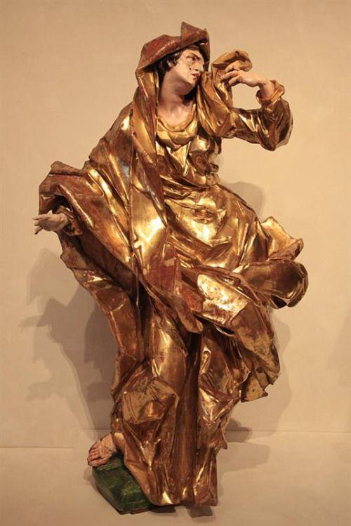 Our Lady byJohann Georg Pinzel, 1758
