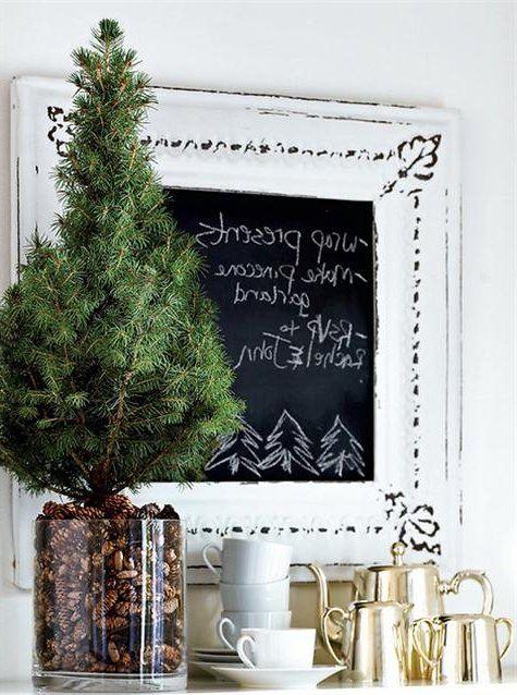 M s de 1000 ideas sobre adornos navide os con pi as en - Ideas adornos navidenos ...
