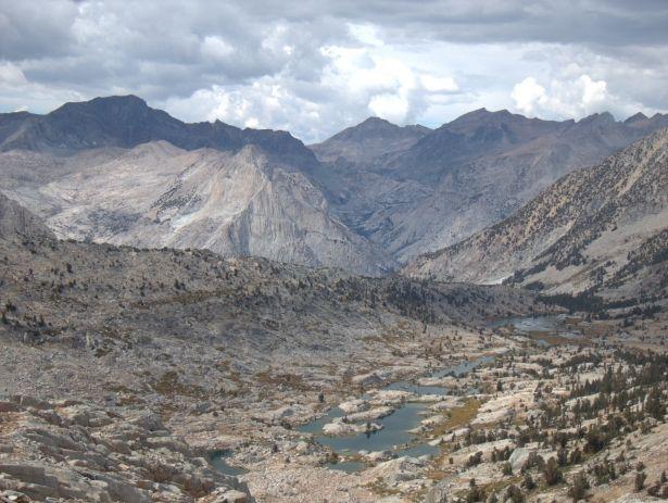 High Sierra -- Late-Summer -- Backpacking Gear List - Andrew Skurka