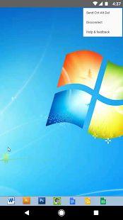 Chrome Remote Desktop- screenshot thumbnail