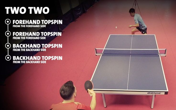 how to play ping pong for beginners