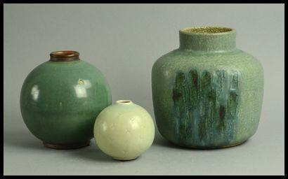 Freeforms - Saxbo Danish Art Pottery