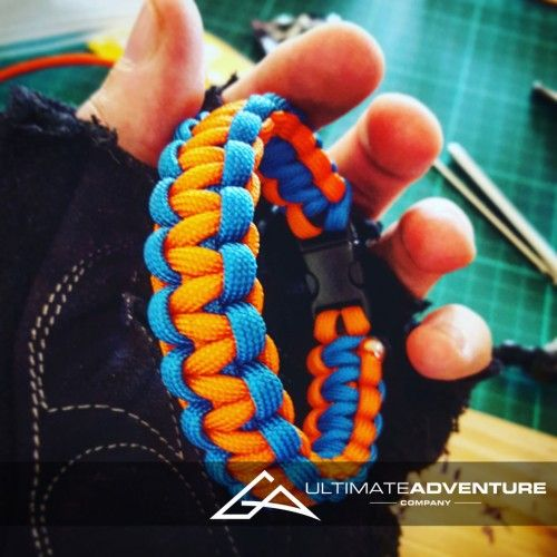 Orange and Sky Blue Paracord Survival Bracelet from www.ultimateadventures.co.za  #orange #skyblue #blue #bracelet #paracord #paracord550 #paracordsurvival #paracordsurvivalbracelet #survival #paracordporn #outdoorgear #survivalbracelet #survivalparacord #survivaladventure #edc #everydaycarry #adventure #survivalgear #adventuregear #adventurebracelet #ultimateadventure #ultimateadventureco #ultimateadventures #paracordon #cordcraft #craft #outdoorcraft