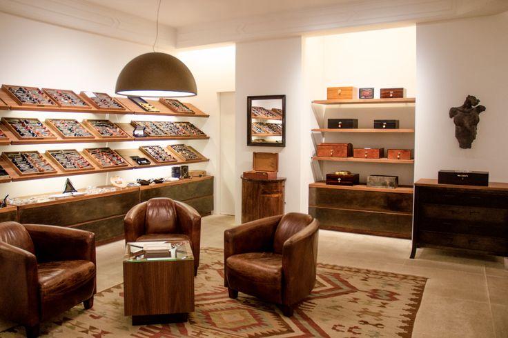 Zechbauer's new Accessoires Lounge