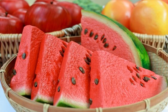 Chá das sementes de melancia - Chá Benefícios
