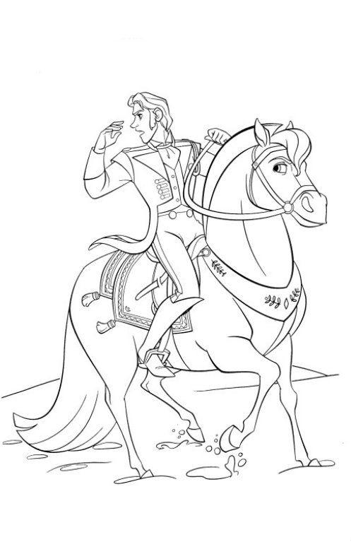 Frozen | Frozen coloring, Disney princess coloring pages ...