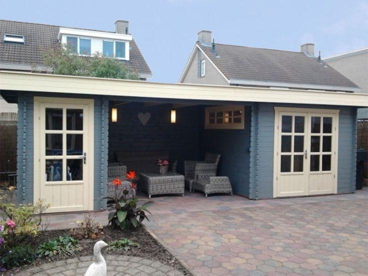 41 best images about tuinhuizen tuinkantoren gastenverblijf on pinterest see more ideas - Arbor pergola goedkoop ...