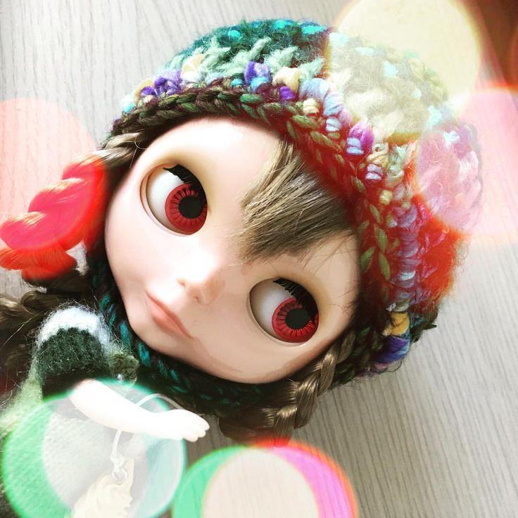 """Mi piace"": 17, commenti: 1 - Eva (@keurs) su Instagram: ""My little helper ❤️ #blythe #blythedoll #doll #crafting"""