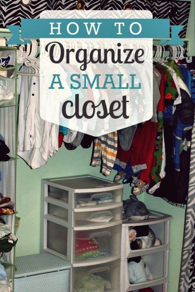 15 Tipps Und Tricks Zum Aufbewahren Und Organisieren Von Schranken Schlafzimmerorganisation Kleine Schlafzimmer Schranke Ideen Furs Zimmer