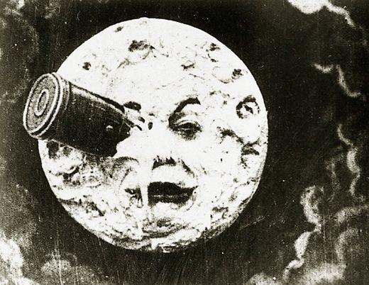 Jules Verne Wants You To Shoot The Moon