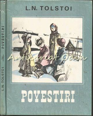 Povestiri - L. N. Tolstoi - Ilustratii: V. Galdiaev