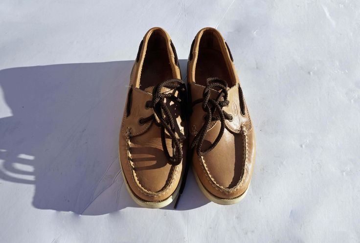 "Church's Womens Leather Boat Shoes - Ada's Attic Vintage - Enter ""Pinterest10"" at the checkout to get 10% off your whole order!!! =D"