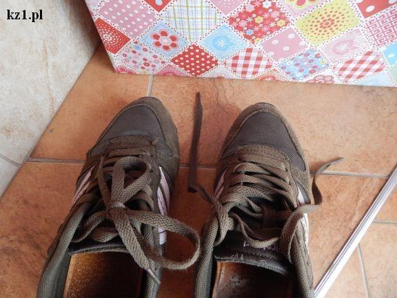 Nauka Wiazania Butow Brooks Sneaker Sneakers
