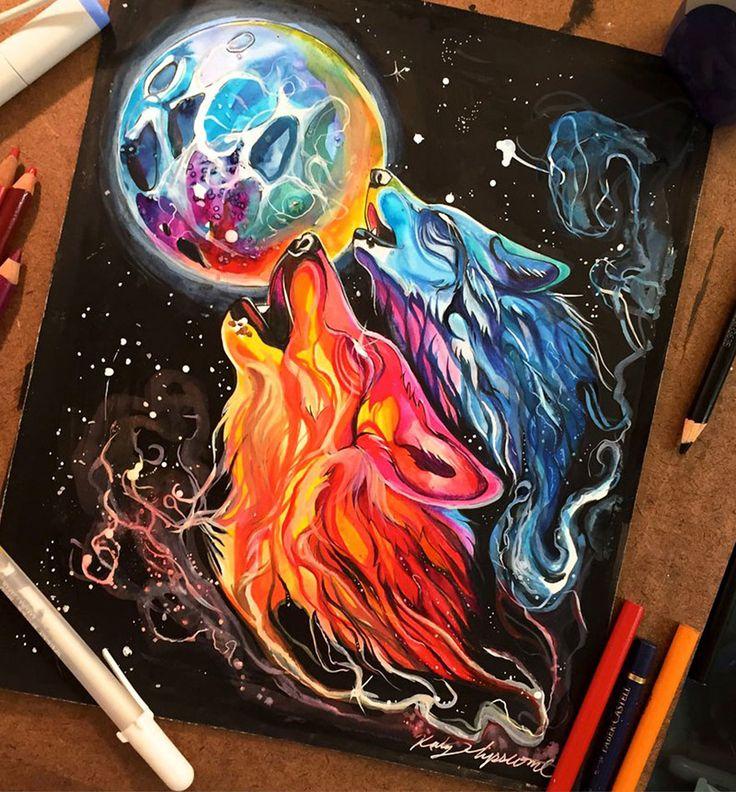 http://www.boredpanda.com/marker-drawing-pencil-artist-katy-lipscomb/  Katy Lipscomb - Marker Drawing
