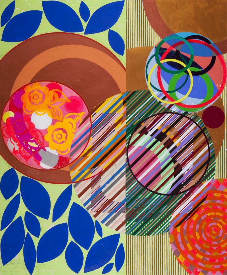 Beatriz Milhazes - Artists - James Cohan Gallery
