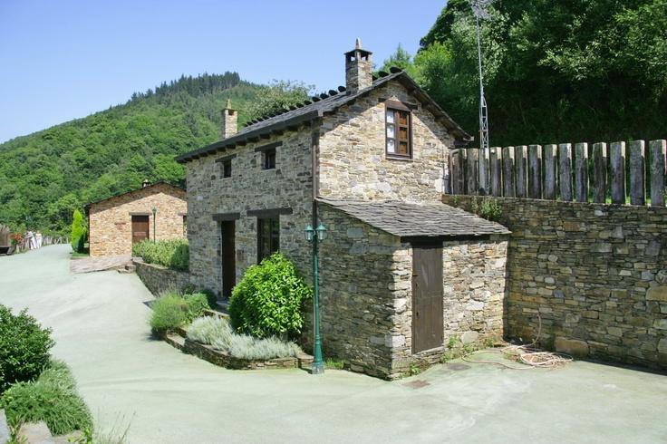 39 best images about casas rurales fachadas on pinterest - Top casas rurales espana ...