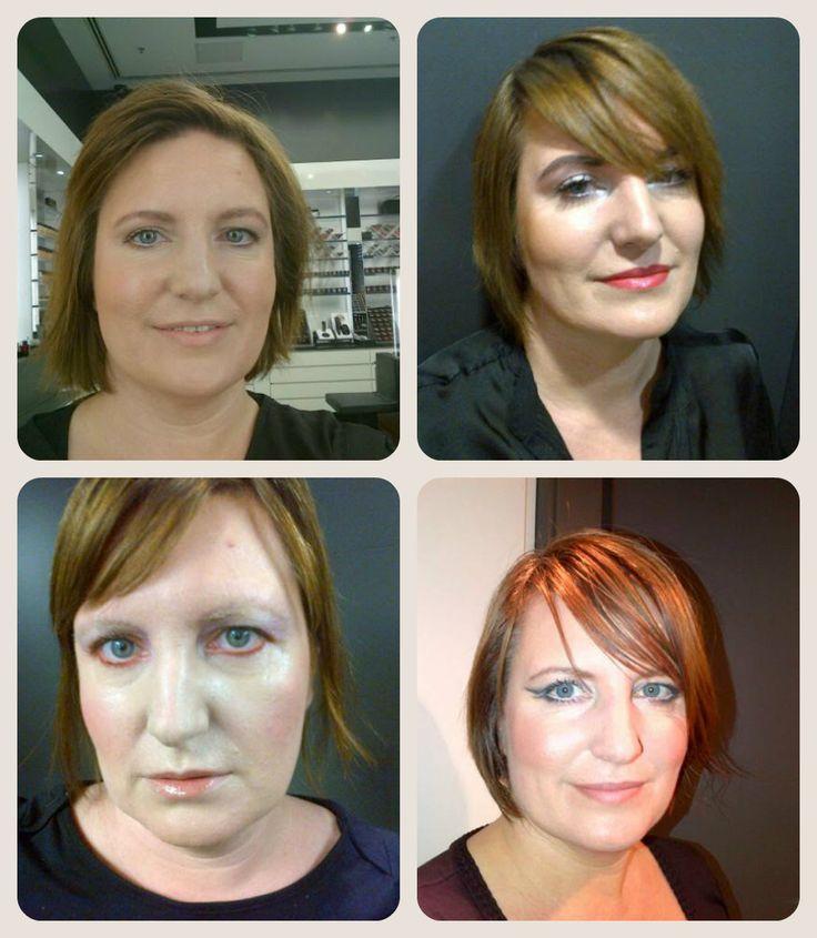 Sminktippek - 1 hét alatt négy különböző smink... Termékek és részletek a blogon... One week - 4 different Makeup...