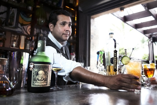 Diplomatico Rum with Cesar Diaz