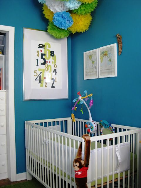 Olympic Safe Harbor peacock blue paint color. 17 Best images about Colors on Pinterest   Paint colors  Behr