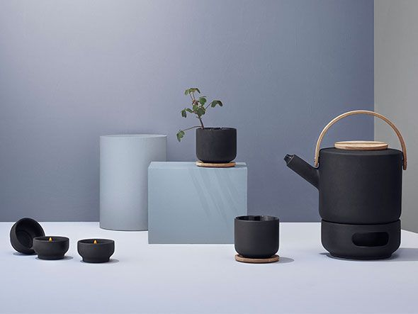 New tea collection, Theo by STELTON