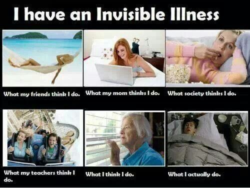 The last two frames are so true for this fibromyalgia and lupus fighter!