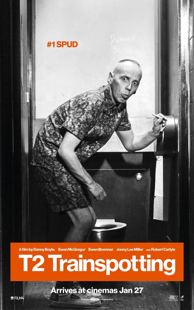Return to the main poster page for T2: Trainspotting (#2 of 10)