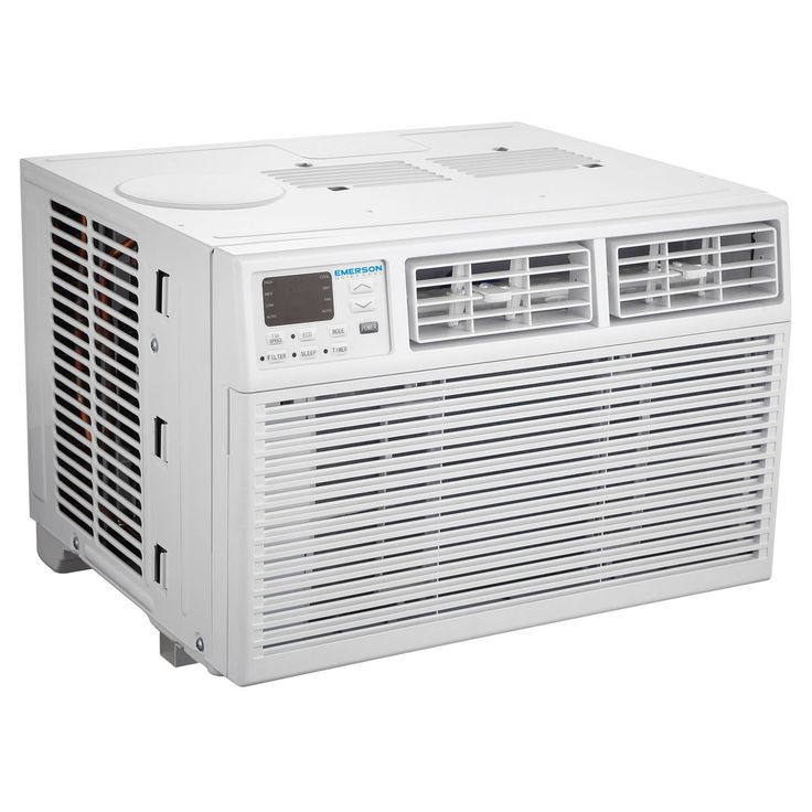 Emerson Quiet Kool 12000 BTU 115V Window Air Conditioner with Remote Control - EARC12RE1