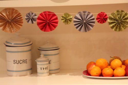 Festive Paper Decorations