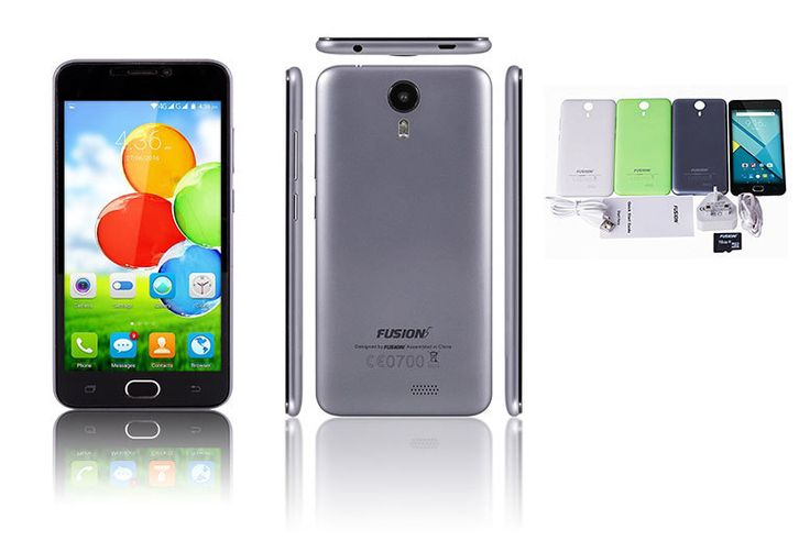 Dual Sim HD Android Smartphone