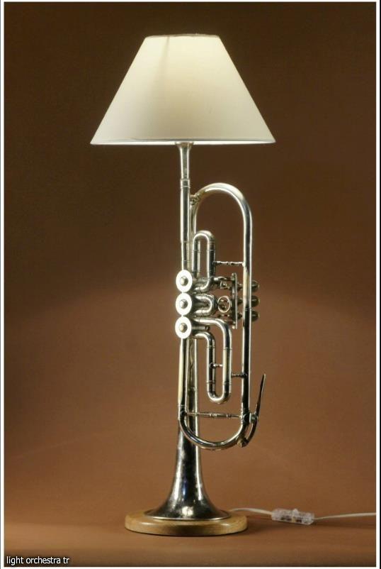 Lampka muzyczna