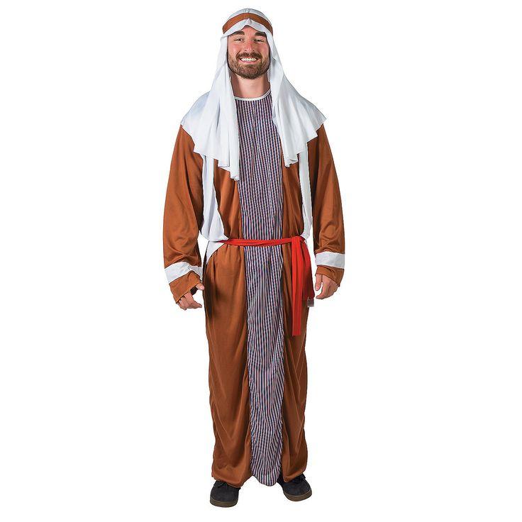 Adult Innkeeper Costume - OrientalTrading.com