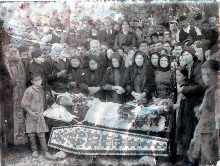 Αρχάνες περίπου το 1897.