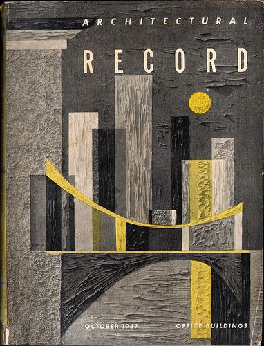 Architectural Record October 1947