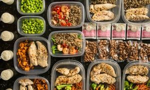 Groupon - DIY Meal Plan and 30-Day Access to Online Community Support from Gauge Girl Training (58% Off). Six Options Available. . Groupon deal price: $24.99