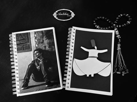 #Notes #Doodle #Prayer_beads #Gifts #Happiness  #انتيكا  #حب_الجمال <3 #فن_اسعاد_الاخرين ;)