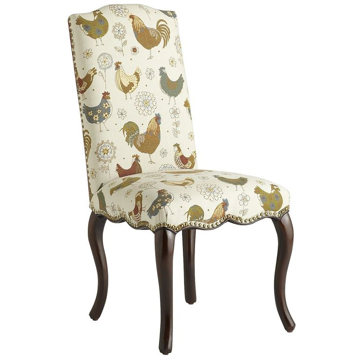 Claudine Rooster Dining Chair - Pier1 US love this!