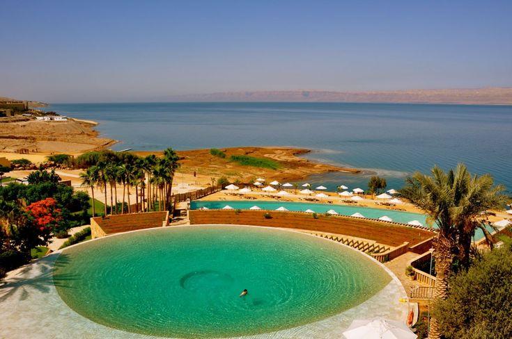 E o hotel mais TOP da Jordânia