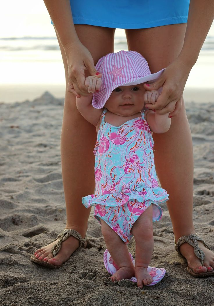Lilly Pulitzer baby swimsuit