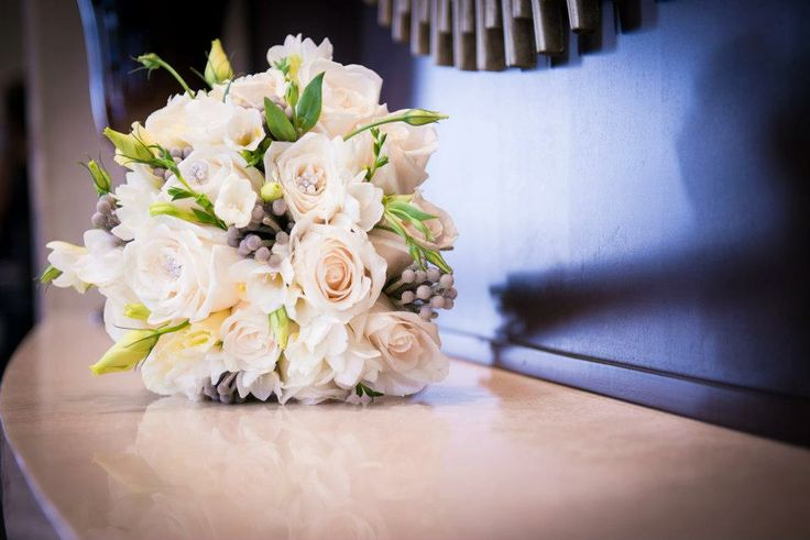 Bridal bouquet -floral creations by Marian Louie, http://www.pinterest.com/marianlouie