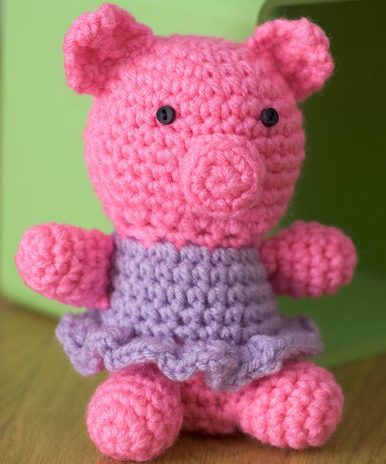 Red Heart Free Crochet Patterns Animals : 98 best images about Moore: Amigurumi on Pinterest Free ...