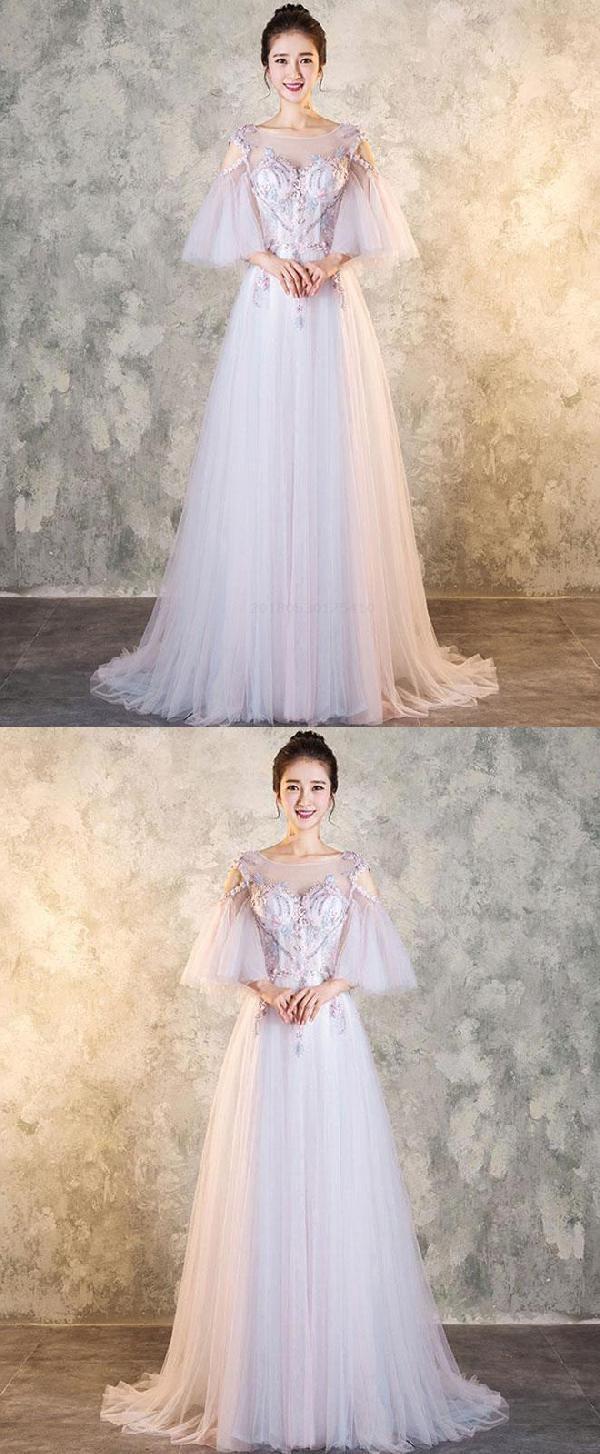 Custom made splendid lace prom dresses cute prom dresses long prom