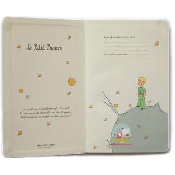 Moleskine® Le Petit Prince Diaries via larrypost #Diary #Journal #Moleskine #Le_Petit_Prince