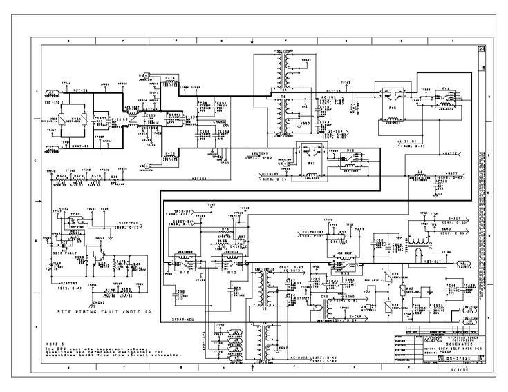 Apc Ups Smart Ups Schematic