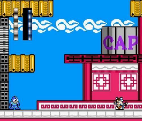 Capcom Unity Free Street Fighter X Mega Man Game Download on December 17, 2012