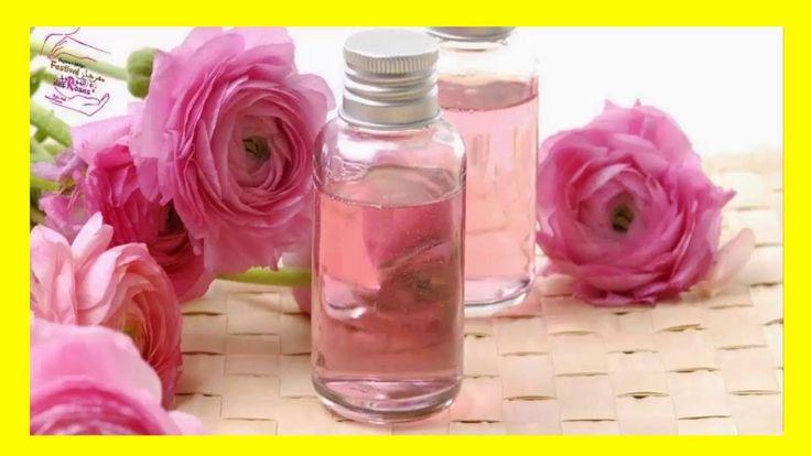 Como Quitar El Acne Rapido Con Agua De Rosas