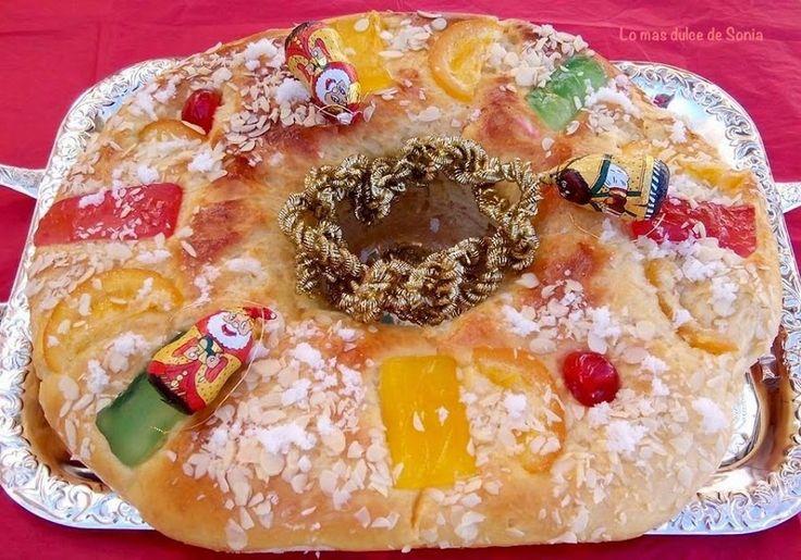 Roscón de Reyes (sin masa madre) | Cocina