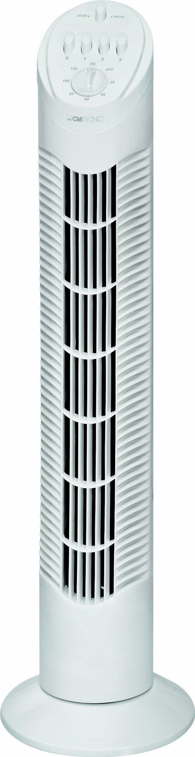 Clatronic Ventilateur oscillant colonne T-VL 3546